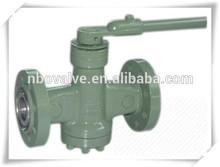 New Generation dn50 casting sleeved plug valve good price