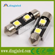 Car accessory 12v festoon led light bulbs 5050smd automobile