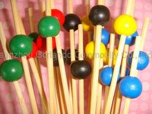 decoration food ball picks commodity