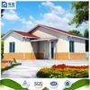 Modern light steel frame buildings modular villa luxury prefab houses