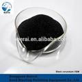 Limpieza abrasiva negro óxido de aluminio negro alúmina corindón lima de cartón para fundido a presión, Forja, Aleación de aluminio de chorro de arena