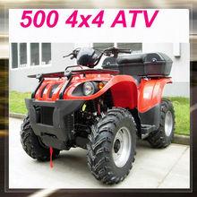 EEC legal road 500cc 4x4 atv for sale
