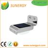 Hot Human sensor waterproof wall mounted Solar led light