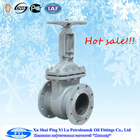 according russian standard cast steel gate valve wcb 25#