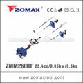 2014 ZMM2600T 26cc 4 en 1 polo alcance pruner kraftwelle alemania