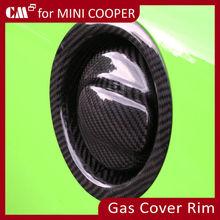 For Mini Cooper R56 Carbon Fiber fuel tank cap cover