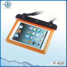 Outdoor sport waterproof bag for ipad 7' holder