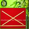 Csse-005 mejor calidad longitud 178 mm café agitador de bambú cortina de puerta