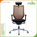 colorido mesh quente design cadeira do escritório de malha ergonómica