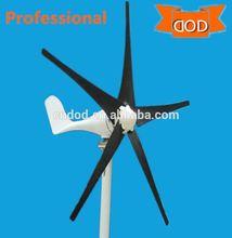 Free Energy Permanent Magnet Generator 3KW Wind Generator dc wind generator for sale