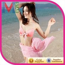 productos de 1 usd bikini+con+frange fashion bikinis beachwear