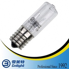 Compact 3W 254nm ultra violet c bacteria killing light bulb for mobile phone UV sterilizer