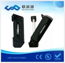 usb 5v charging 36v 9ah bottle battery for electric bicycle +charger