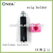 big promotional plastic car holder e-cigarette holder fit for ego batter