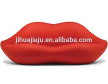 classic design lip sofa/red lip sofa/lip shaped sofa