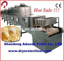 New Conditional Microwave Egg Yolk Powder Sterilization Machine