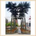 الزينة شجرة جوز الهند الاصطناعية الملك