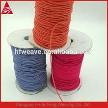 Round high quality elastic band