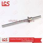 DFU 1605-3 mini ball screw stainless steel dildo