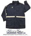 oem sunnytex ropa de invierno al aire libre con capucha de algodón de estilo coreano 2014 chaqueta
