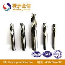 solid tungsten carbide end mill