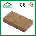 De alta calidad de la lengua y la ranura decking compuesto cubiertas de pvc ce, sgs, ani-uv para pisos de madera y plástico
