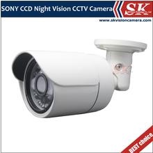SKVISION 24*F5 LEDs IP66 Waterproof 3.6mm lens Sony 700 tvl ccd ir camera