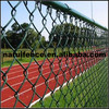 Diamond mesh fence, chain link mesh wall