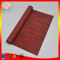 personalizado de mesa pvc tapete resistente ao calor placemat pvc para toalhas de mesa do restaurante e hotel