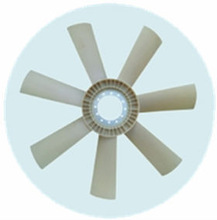 plastic radiator fan blade for automobile/motorcycle