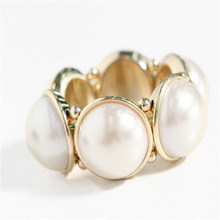 hong kong jewelry wholesale gold bangle bracelet with bracelet pearl