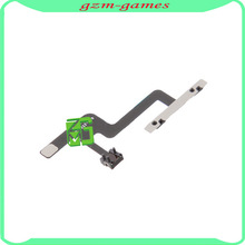 Power Mute Volume Button Switch Connector Flex Ribbon Cable For iPhone 6 4.7