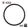 XBIKE OEM carbon rims factory high stiffness material bicycle carbon road racing bicycles rim