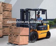 New forklift price Liugong diesel forklift CPCD20 - small 2 tons forklift truck + ISUZU C240PKJ/2.4L engine for sale