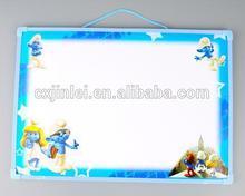 promotable customized cartoon magnetic fridge whiteboard