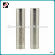 Cool design two-tone finish haribon mechanical mod vaping pens in gift box packing