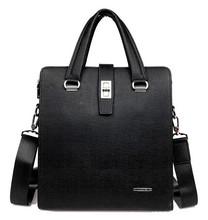 2015 new luxury men pu men bag