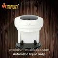 De alta calidad útil cuarto de baño líquido dispensador automático de jabón/sensor dispensador de jabón
