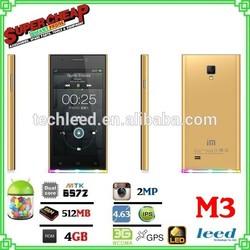 Low price china Aliexpress 3g smart phone M3