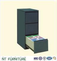 unique desing fashion steel cheap 3 drawer file cabinet