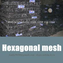 china anping factory high quality hexagonal wire mesh machine,anping hexagonal wire mesh