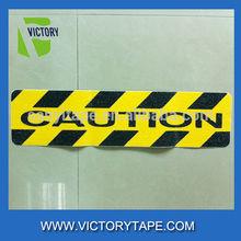 Anti-slip strip for stairs adhesive tape