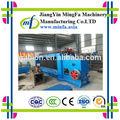 automática cortando max máquina de tecelagem de malha de largura pesados máquina de gabião