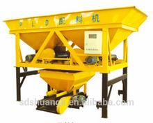 2 bins precast concrete batching machine/batching plant for sale