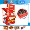 eco master 7000 clay brick machine making machine clay target