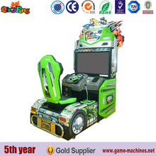 42 LCD Dynamic truck indoor Coin Pusher Type arcade game city car driving simulator game
