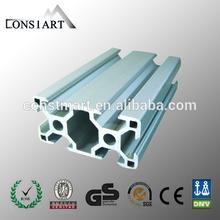 Constmart high quality aluminium profile for solar panel frame and rail