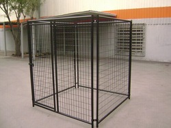 China Supplier dog kennels cages /large outdoor durable dog house/anti-rust kennels for dog