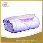 high quality silk bedding, machine quilt bedspread