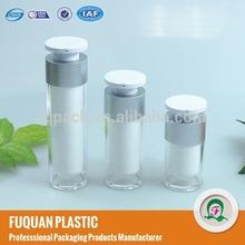 Clear Airless Plastic Pump Bottle Supplier